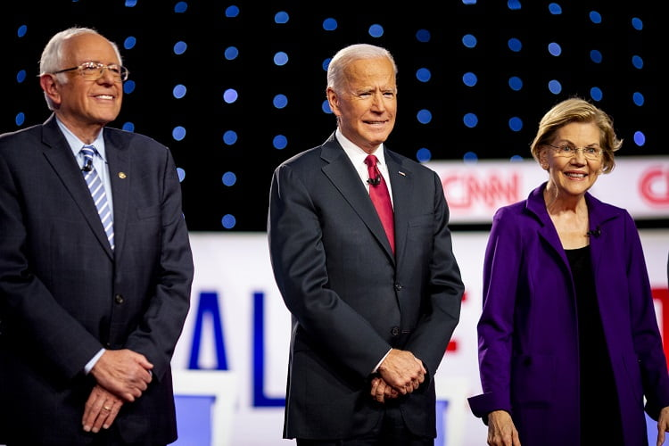 Biden is Sworn