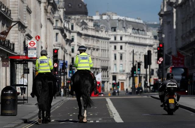 Lockdown, Says British