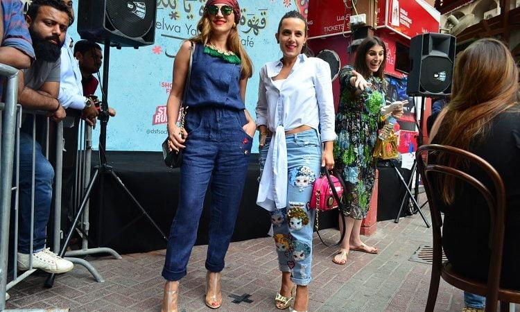 Male and Female Dubai Fashion Bloggers